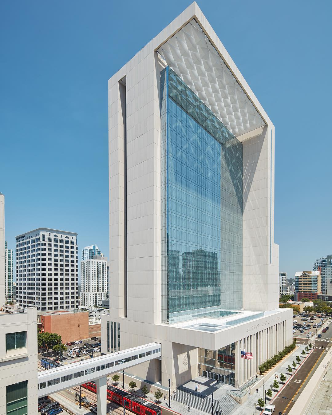 San Diego New Central Courthouse